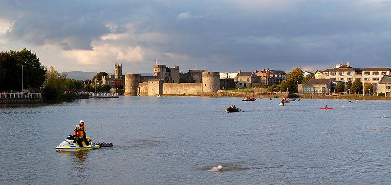 Limerick River Shannon
