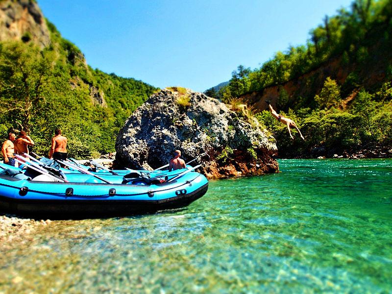 Tara River Rafting