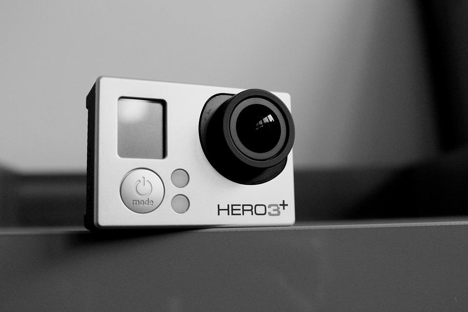 GoPro Hero3+ Camera